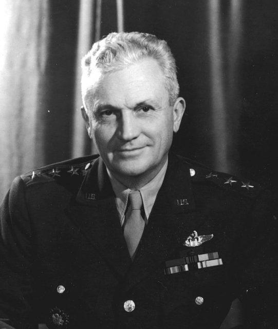 Lt. Gen. Frank Maxwell Andrews, U.S. Army Air Corps