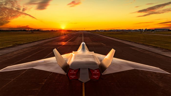The Tempest will be a sixth generation fighter.