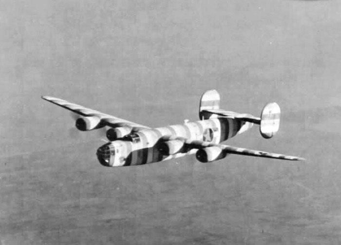 B-24D Barber Bob