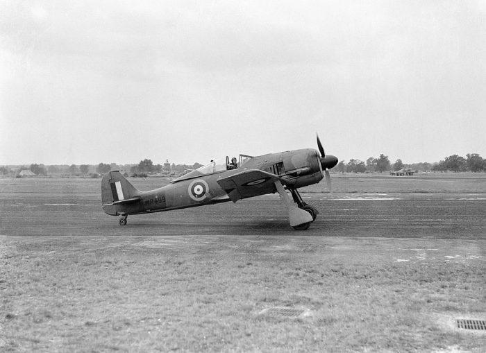 Armin Faber's Fw 190.