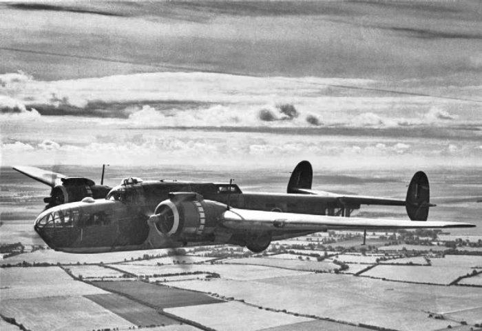 Armstrong Whitworth AW.41 Albemarle