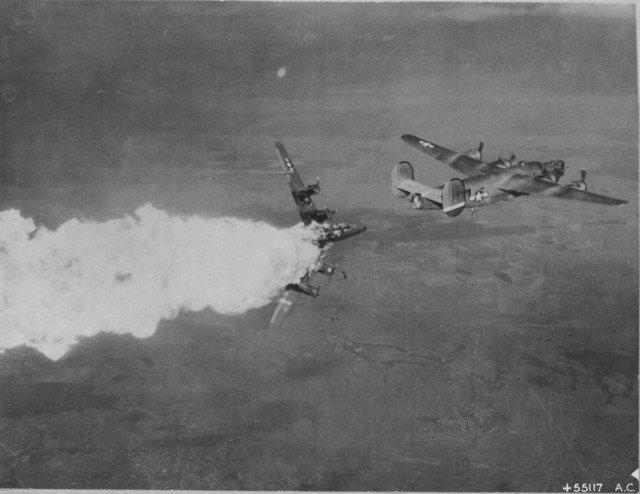 B-24 Liberator Germany