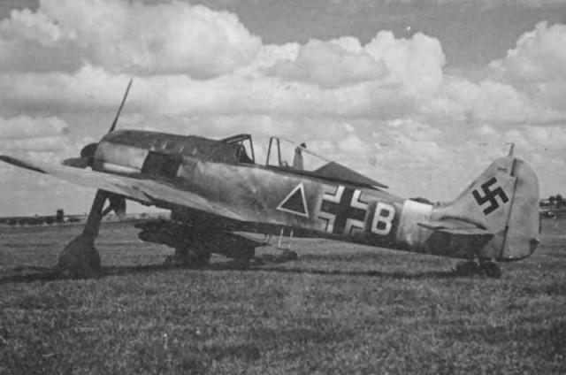 Focke-Wulf Fw 190 Jagdbomber +B