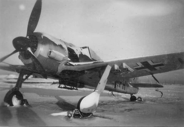 Focke-Wulf Fw 190 winter +PH