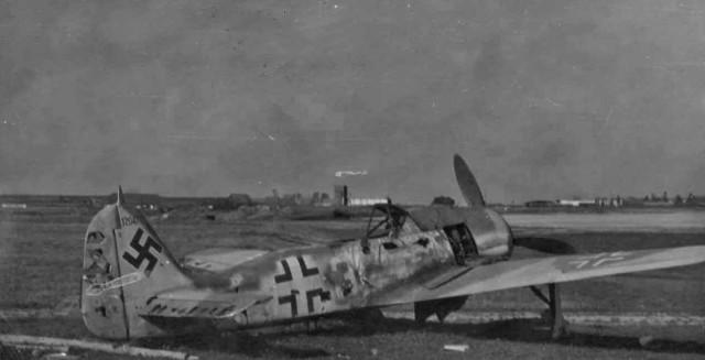 Focke-Wulf Fw 190 Wreckage 2
