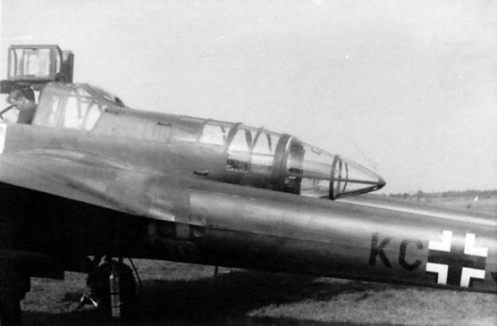 Fw 189 A-1 code KC+JL from FFS A B 5 2