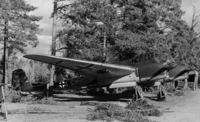 Fw 189 W.Nr. 2084 Eastern Front