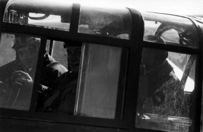 Fw189 Uhu cockpit