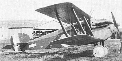 Third prototype at Brooklands Airfield.