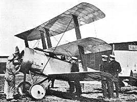 Triplane prototype.