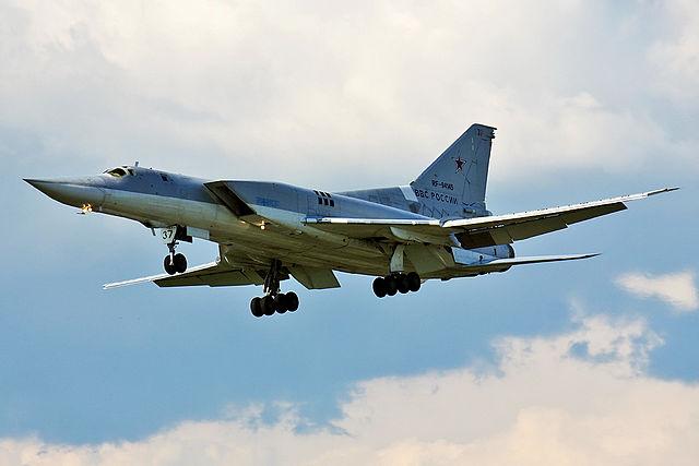 Tu-22M3M. Photo by Dmitry Terekhov CC-BY-SA 2.0