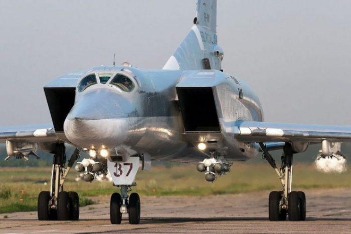Tupolev Tu-22M-3M. Photo by Alex Beltyukov CC-BY-SA 3.0