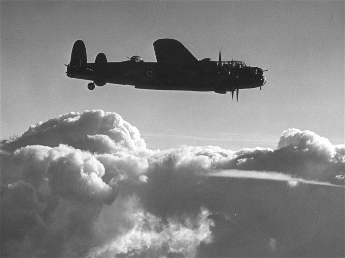 Avro Lancaster B Mk II ExCC