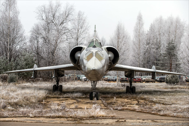Built by Voronezh Aircraft Production Association.