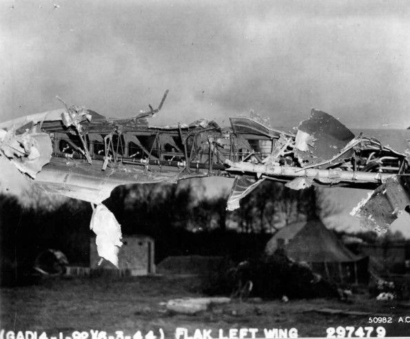 "The ""Belle of Liberty"" Lockheed Vega B-17G-15-VE sn 42-97479 327th BS,"