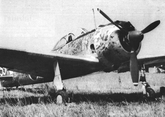 """The Nakajima Hayabusa (隼, """"Peregrine Falcon"""") was a single-engine land-based tactical fighter used by the Imperial Japanese Army Air Force in World War II."""