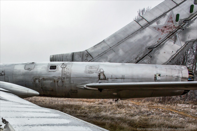 The Tu-128's only publicly reported combat operation was the destruction of NATO reconnaissance balloons.