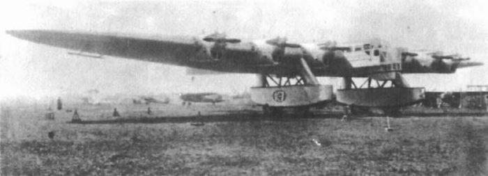 The Kalinin K-7 would remain one of the largest aircraft ever for years after its construction.